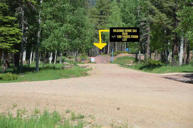 Lot 611 Panorama Overlook, Angel Fire, NM 87710 (MLS #107134) :: Angel Fire Real Estate & Land Co.