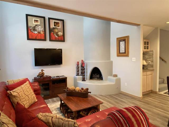 40 Mammoth Mountain, Angel Fire, NM 87710 (MLS #107135) :: Angel Fire Real Estate & Land Co.