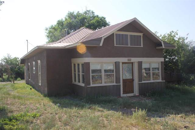 442 N Lincoln, Cimarron, NM 87714 (MLS #107136) :: Chisum Realty Group