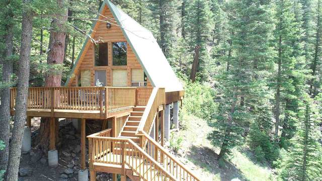 67 Rd 2, Black Lake, NM 87710 (MLS #107148) :: Angel Fire Real Estate & Land Co.