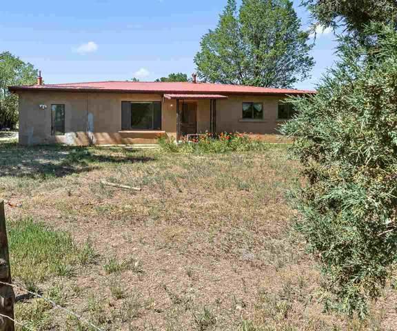 824 Witt Road, Taos, NM 87517 (MLS #107152) :: Coldwell Banker Mountain Properties