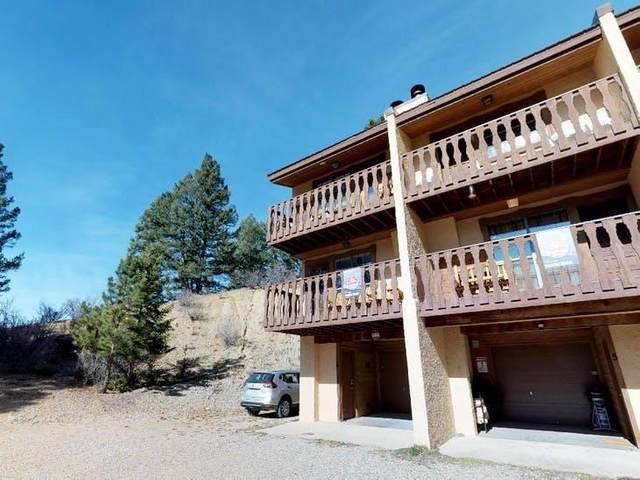 Unit 5 Prospector, Red River, NM 87558 (MLS #107154) :: Angel Fire Real Estate & Land Co.
