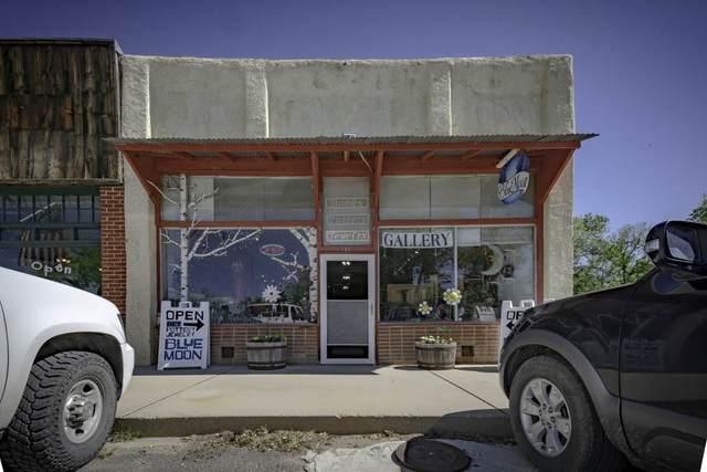 341 9th Street, Cimarron, NM 87714 (MLS #107162) :: Angel Fire Real Estate & Land Co.
