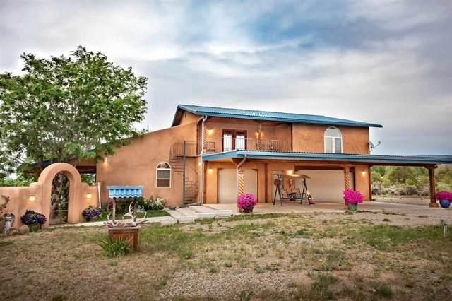 85 Camino Sur Del Llano Quemado, Ranchos de Taos, NM 87557 (MLS #107166) :: Coldwell Banker Mountain Properties