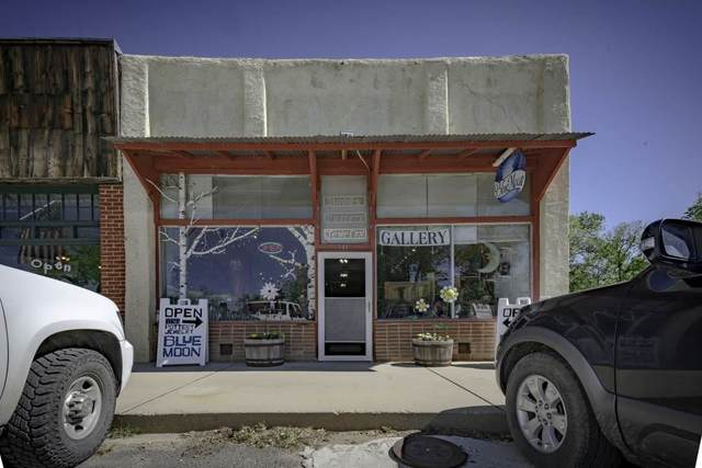 341 9th Street, Cimarron, NM 87714 (MLS #107173) :: Chisum Realty Group