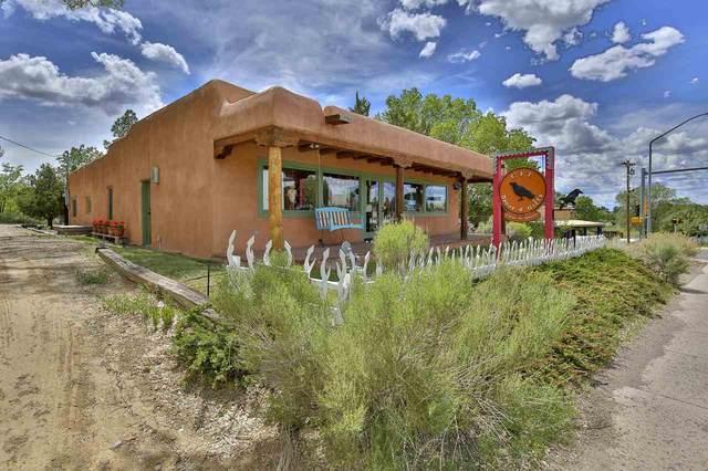 534 Paseo Del Pueblo Norte, Taos, NM 87571 (MLS #107185) :: Page Sullivan Group