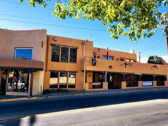 124 Paseo Pueblo Sur, Taos, NM 87571 (MLS #107192) :: Page Sullivan Group