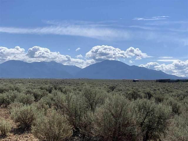 Tract II Tune Drive, Taos, NM 87571 (MLS #107202) :: Angel Fire Real Estate & Land Co.