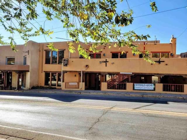 122 Paseo Pueblo Sur, Taos, NM 87571 (MLS #107213) :: Page Sullivan Group