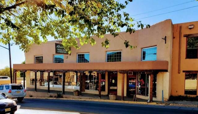 124 Paseo Pueblo Sur, Taos, NM 87571 (MLS #107215) :: Page Sullivan Group