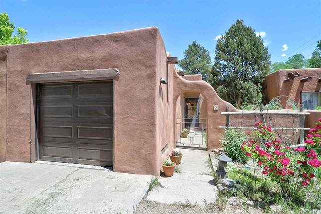 107 Toalne St, Taos, NM 87571 (MLS #107227) :: Page Sullivan Group