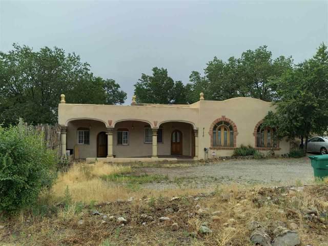 4170 Hwy 68, Ranchos de Taos, NM 87557 (MLS #107245) :: Coldwell Banker Mountain Properties