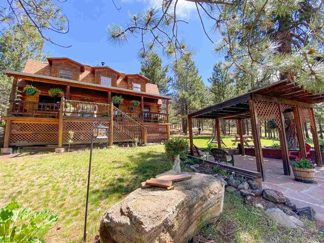 16 Upper Road, Angel Fire, NM 87710 (MLS #107246) :: Chisum Realty Group