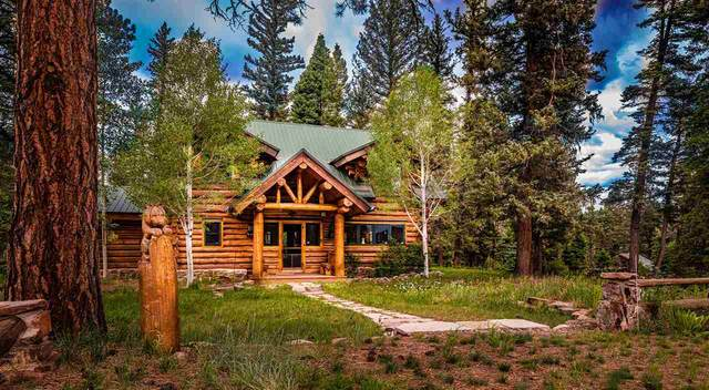 45 Clint Road, Valle Escondido, NM 87571 (MLS #107249) :: Berkshire Hathaway Home Services