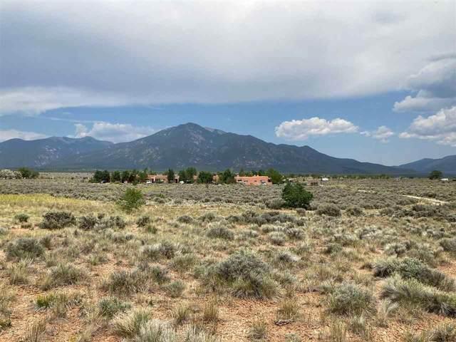 Lot 17 Cresta De La Luna, El Prado, NM 87529 (MLS #107254) :: Chisum Realty Group