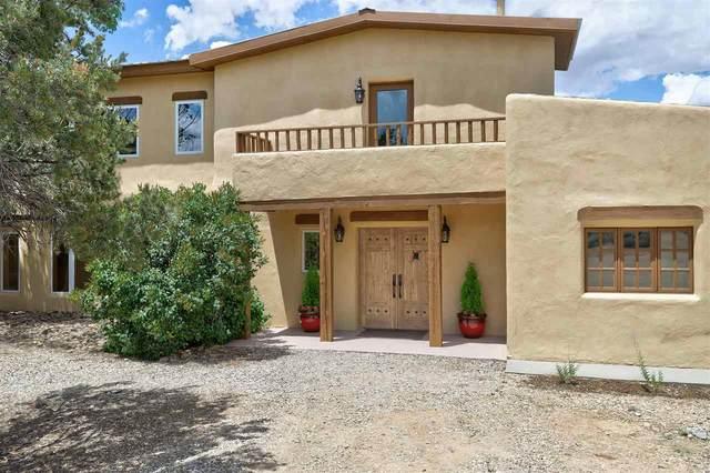 36 Camino Perdido, Ranchos de Taos, NM 87557 (MLS #107279) :: Coldwell Banker Mountain Properties