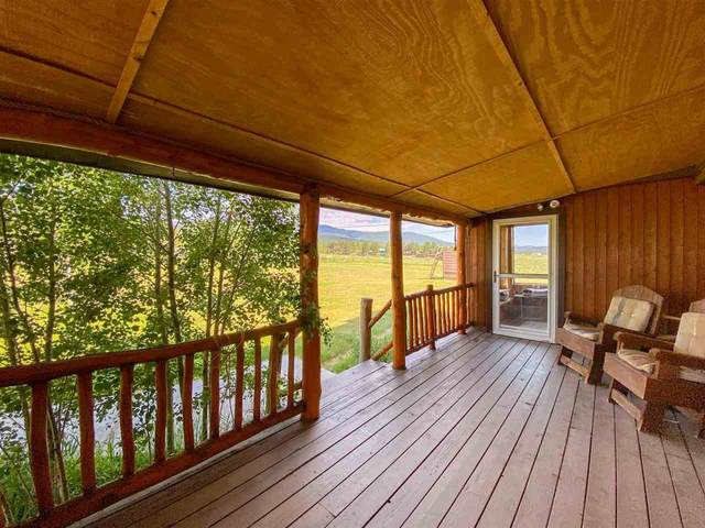 27 Windy Hill Road, Eagle Nest, NM 87718 (MLS #107283) :: Angel Fire Real Estate & Land Co.