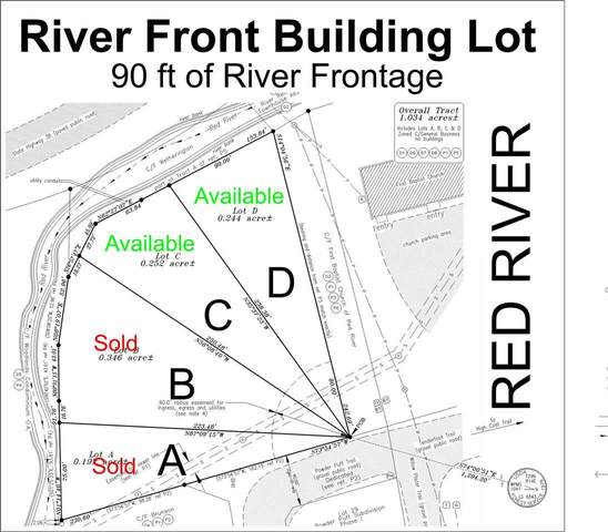Lot C Lazy River Subdivision, Red River, NM 87558 (MLS #107287) :: Berkshire Hathaway Home Services