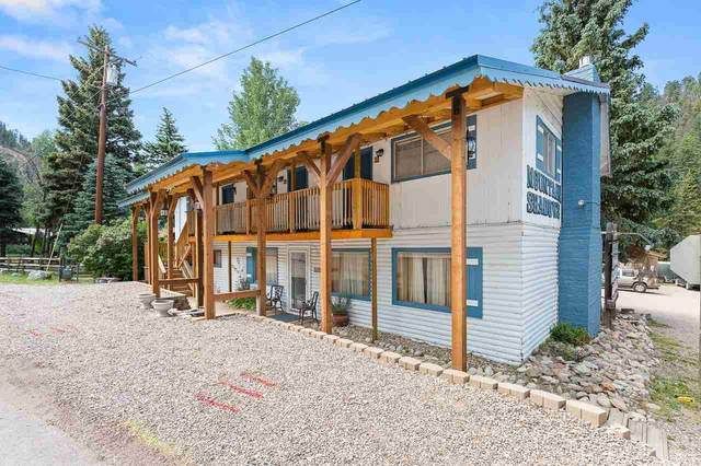 1301 E Main Street, Red River, NM 87558 (MLS #107297) :: Coldwell Banker Mountain Properties