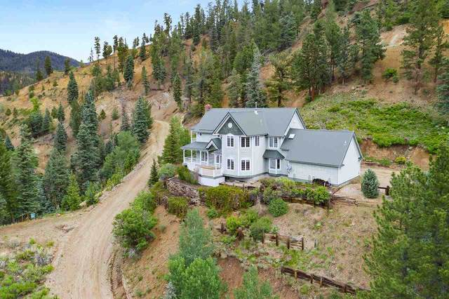 400 Spruce Trail, Red River, NM 87558 (MLS #107307) :: Chisum Realty Group