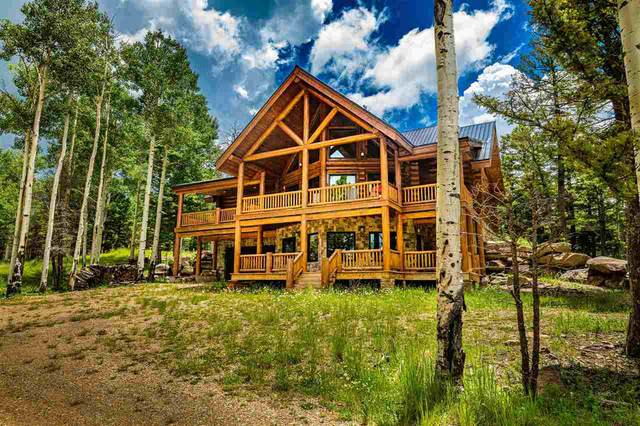10 Cheerful Court, Angel Fire, NM 87710 (MLS #107329) :: Angel Fire Real Estate & Land Co.