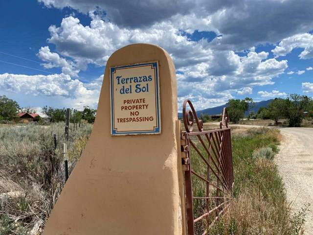 128 Dona Ana, Taos, NM 87571 (MLS #107334) :: Page Sullivan Group