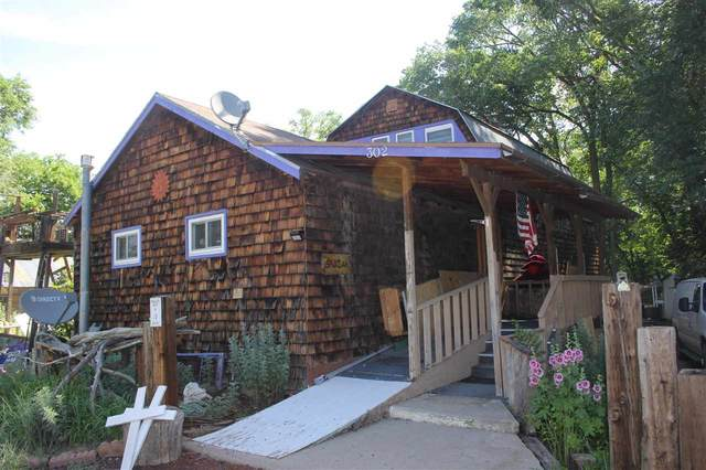 302 Colfax, Springer, NM 87747 (MLS #107335) :: Chisum Realty Group