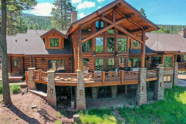 190 Back Basin Road, Angel Fire, NM 87710 (MLS #107343) :: Coldwell Banker Mountain Properties