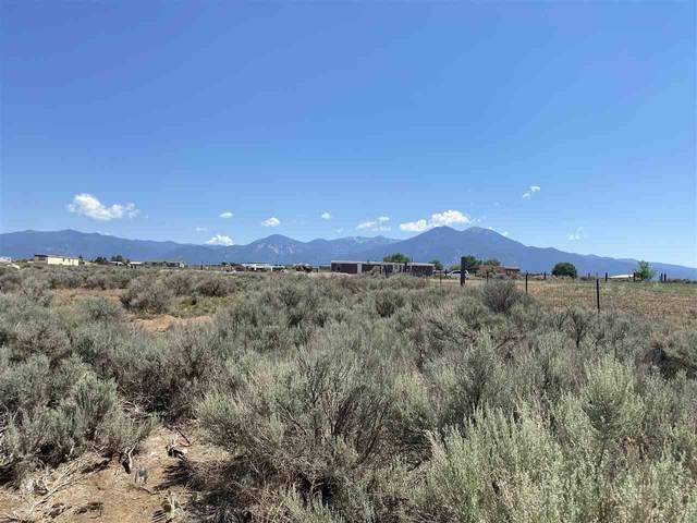 17 Garcia Lane, Taos, NM 87529 (MLS #107350) :: Page Sullivan Group