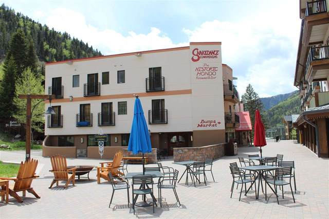 110 Sutton Place, Taos Ski Valley, NM 87525 (MLS #107363) :: Page Sullivan Group