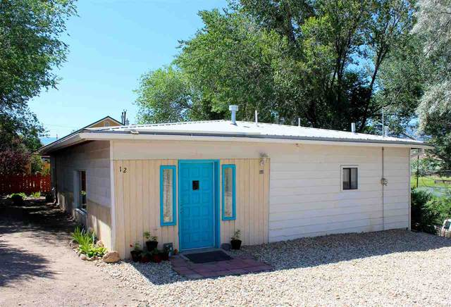 12 Valerio Rd, Ranchos de Taos, NM 87557 (MLS #107365) :: Page Sullivan Group