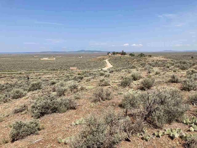 Off Los Cordovas Road, Taos, NM 87571 (MLS #107395) :: Page Sullivan Group