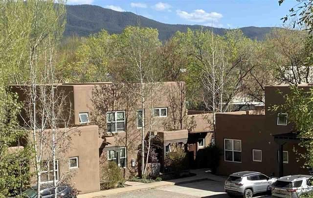 208 Paseo Del Pueblo Sur, Taos, NM 87571 (MLS #107403) :: Page Sullivan Group