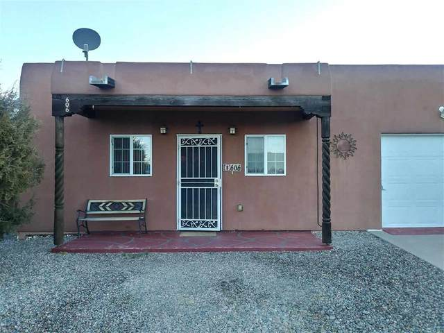 606 Sunset Street, Taos, NM 87571 (MLS #107417) :: Page Sullivan Group