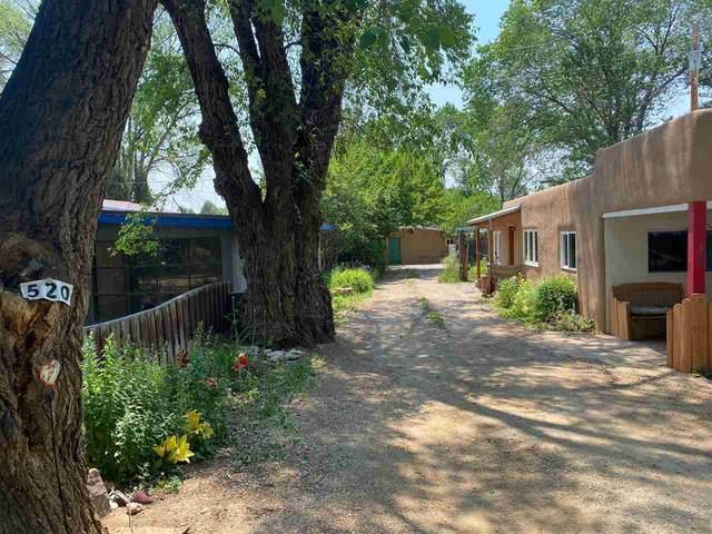 520 Conrad Lane, Taos, NM 87571 (MLS #107419) :: Coldwell Banker Mountain Properties