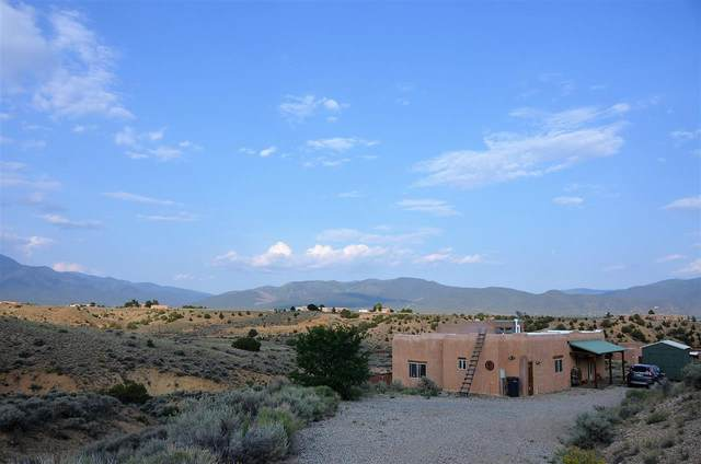 7 Nighthawk Trail, Taos, NM 87571 (MLS #107428) :: Page Sullivan Group