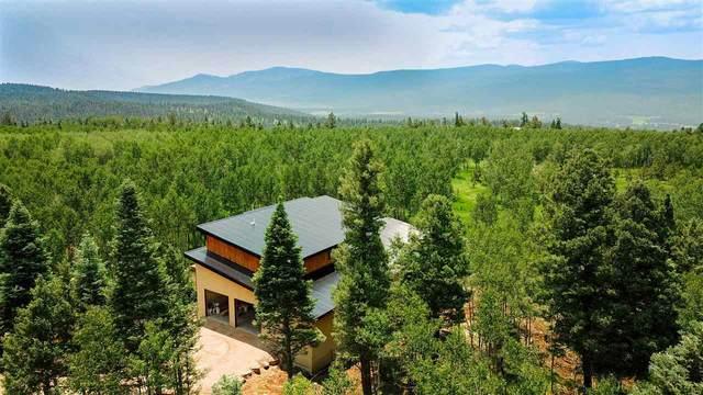 27 Beaver Loop, Angel Fire, NM 87710 (MLS #107429) :: Berkshire Hathaway Home Services