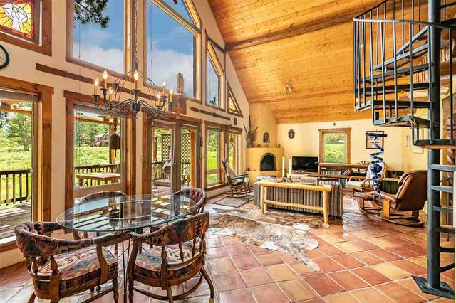 21 Armijo, Angel Fire, NM 87710 (MLS #107430) :: Berkshire Hathaway Home Services