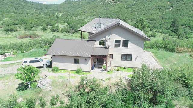 24 Private Dr 1797, CHAMA, NM 87520 (MLS #107432) :: Angel Fire Real Estate & Land Co.