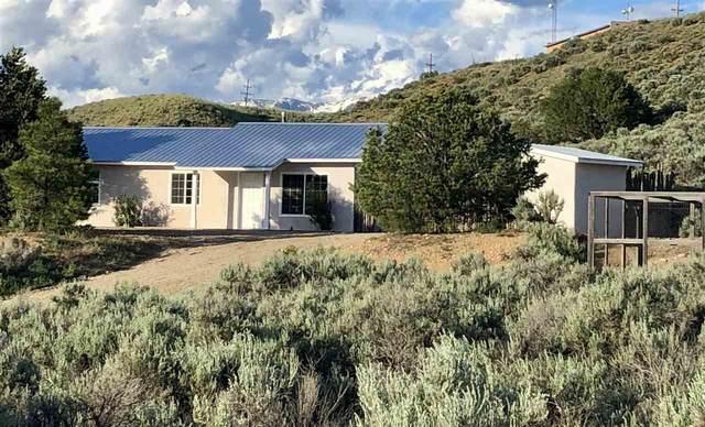 1 Bullsnake Rd, El Prado, NM 87529 (MLS #107450) :: Angel Fire Real Estate & Land Co.
