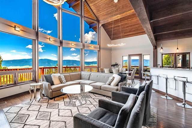 258 Palo Flechado, Angel Fire, NM 87710 (MLS #107457) :: Angel Fire Real Estate & Land Co.