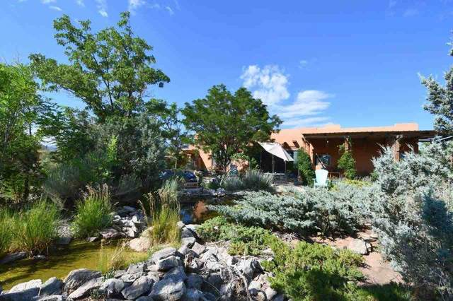 9 Calle Angelo, Taos, NM 87571 (MLS #107460) :: Angel Fire Real Estate & Land Co.