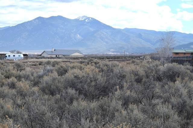 Dolores Road, Ranchos de Taos, NM 87557 (MLS #107465) :: Angel Fire Real Estate & Land Co.