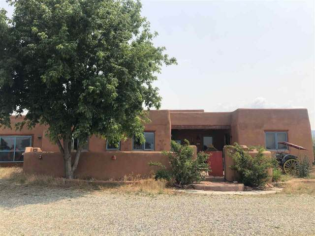 12 Piedra Vista, El Prado, NM 87571 (MLS #107474) :: Coldwell Banker Mountain Properties