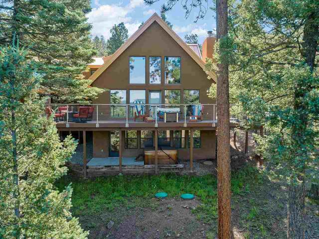 170 El Camino Real, Angel Fire, NM 87710 (MLS #107475) :: Angel Fire Real Estate & Land Co.