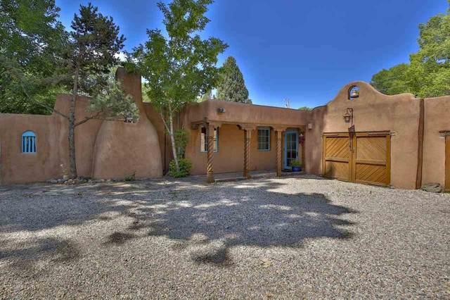 416 Liebert Street, Taos, NM 87571 (MLS #107479) :: Chisum Realty Group