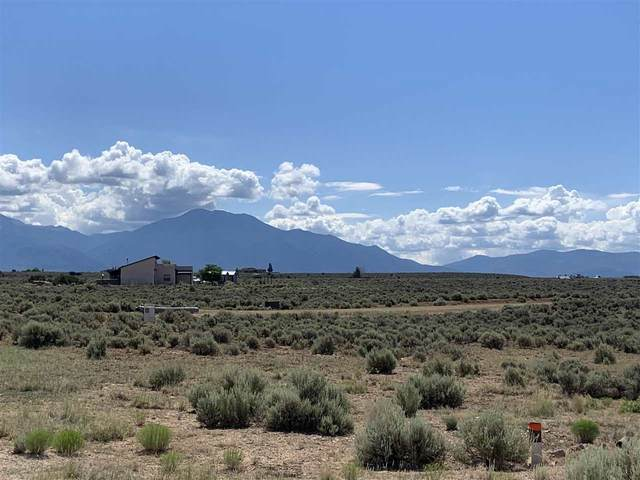 Lot 11 and 12 Calle Filiberto, Taos, NM 87571 (MLS #107488) :: Chisum Realty Group