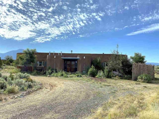 232 Hondo Seco Rd, Arroyo Seco, NM 87514 (MLS #107491) :: Page Sullivan Group