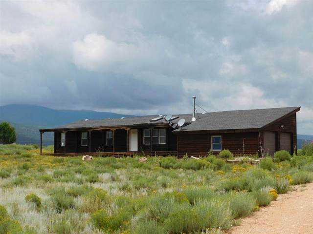 15 Squash Blossom Rd, Eagle Nest, NM 87710 (MLS #107514) :: Chisum Realty Group