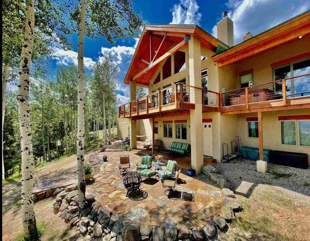 109 Zia Road, Angel Fire, NM 87710 (MLS #107519) :: Chisum Realty Group